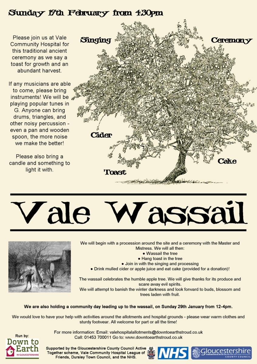 Vale Wassail 2017