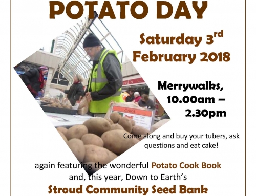 2018 Stroud Potato Day another great success!