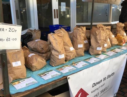 Ninth Annual Stroud Potato Day Hailed A Success
